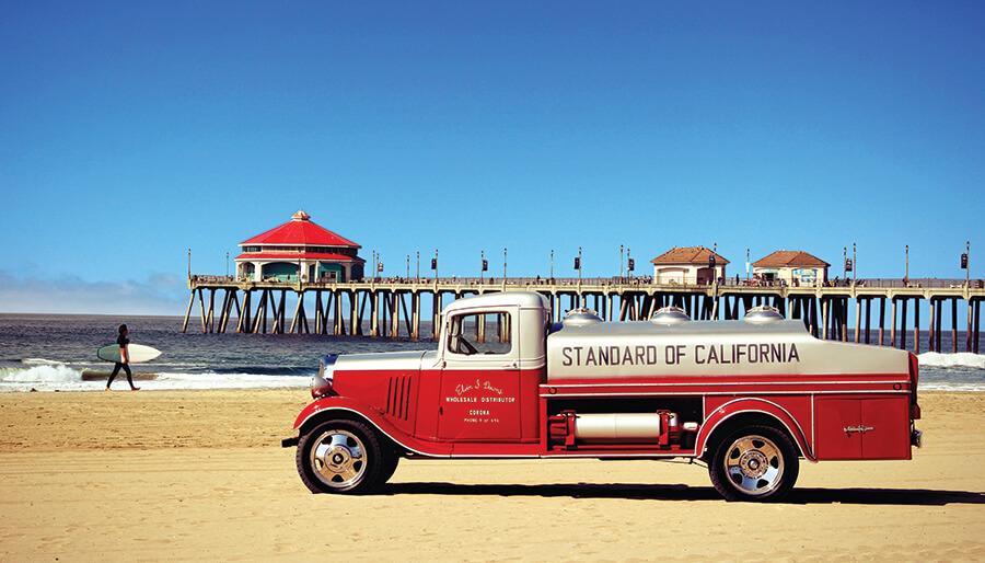 1934 Downs Truck