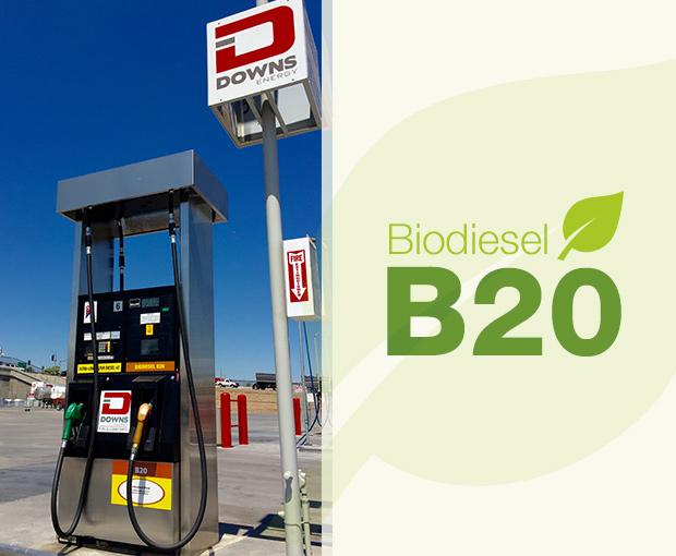 B20 Biodiesel