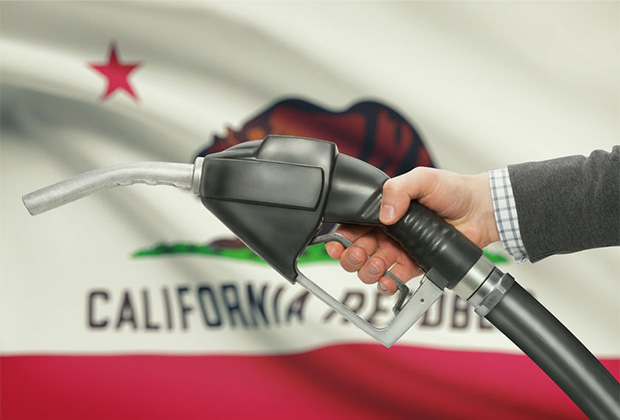 California Fuel Sales Tax Increase
