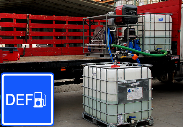 Diesel Exhaust Fluid Downs Energy Commercial Fuel
