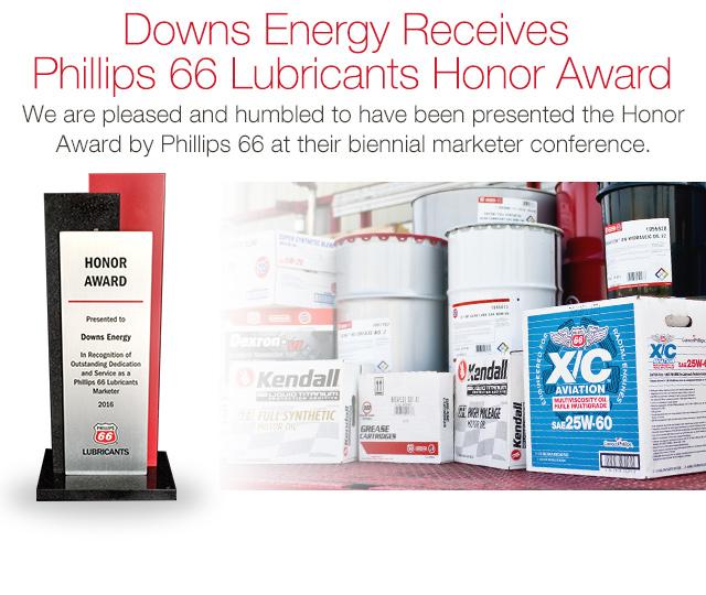 Phillips 66 Honor Award