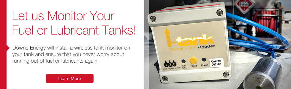 Let us Monitor Your Fuel or Lubricant Tanks!